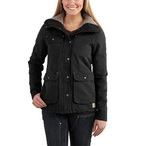 Carhartt Women's Weathered Duck Wesley Coat 102247